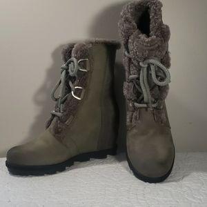 Sorel Women's Joan of Artic Wedge II Boots